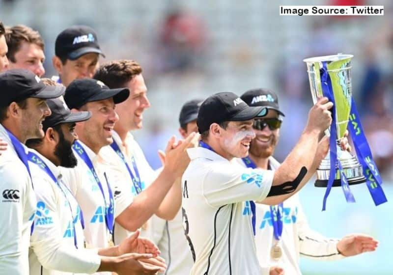 Kane Williamson-led New Zealand overtakes India to become number 1 Test team