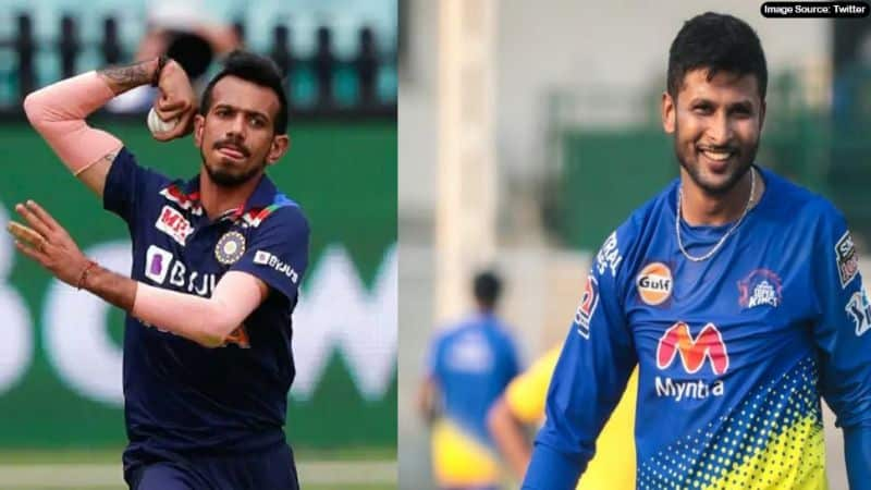 SLvsIND: Yuzvendra Chahal, K Gowtham tested covid positive after the Completion of Sri Lanka tour