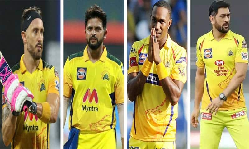 Vivo IPL 2021: 3 CSK Players who can retire after the IPL 2021 in the UAE