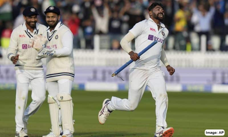 ENGvsIND: Team India inks history at Lord's against England amid on-field tension and heat