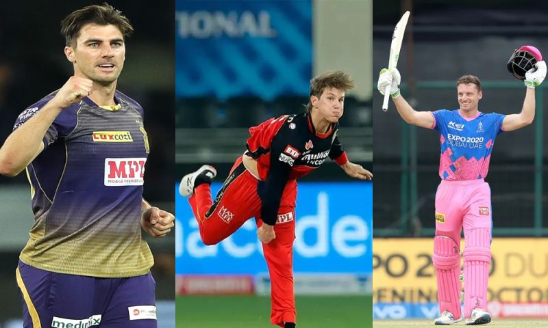 Complete List of Players who have pulled out of the Vivo IPL 2021