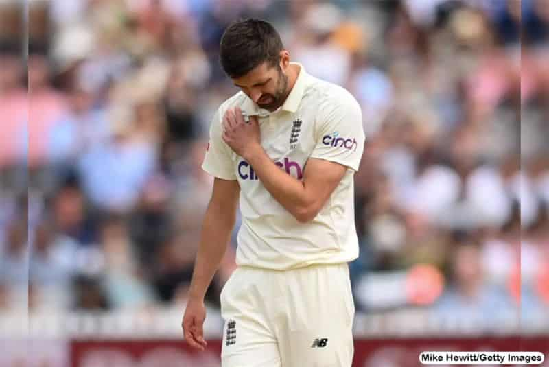 ENGvsIND: Mark Wood ruled out of the third test match between England and India at Headingley