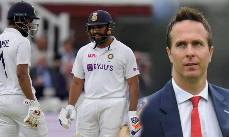 ENGvsIND: Rohit Sharma will score his first overseas ton in England says, Michael Vaughan