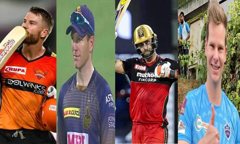 VIVO IPL 2021: Australian and English players officially confirmed to play the Vivo IPL 2021