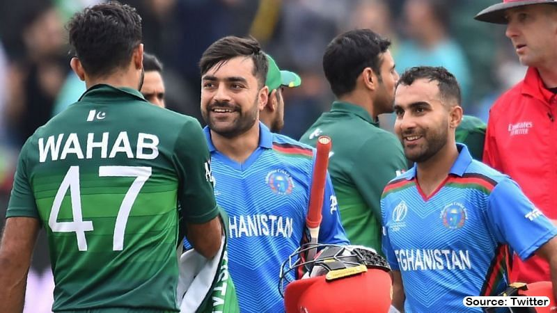 Pakistan-Afghanistan ODI series postponed after the Taliban takeover in the country
