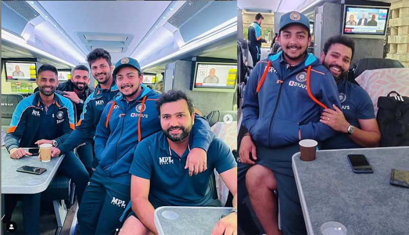 ENGvsIND: Team India leaves for Headingley Leeds, bids goodbye to home of cricket Lords