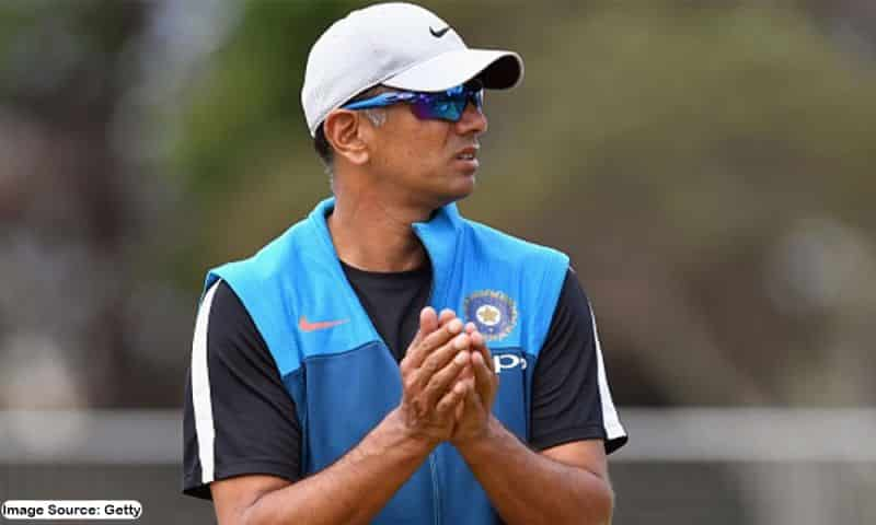 Confirmed! Rahul Dravid to become India's head coach until 2021