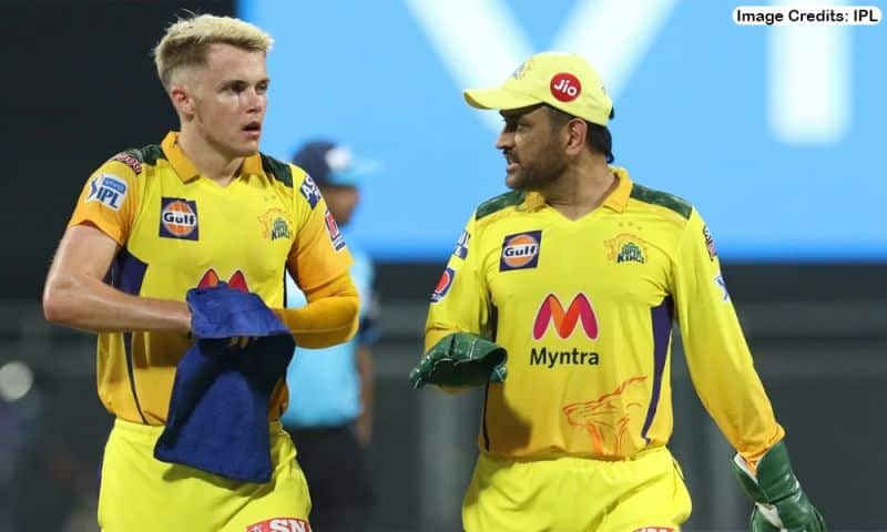 Vivo IPL 2021: You automatically get confidence when you play alongside MS Dhoni: Sam Curran