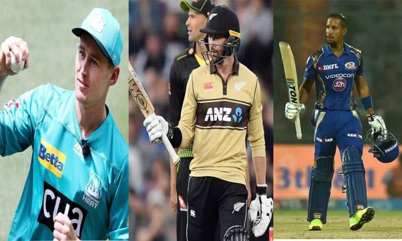 Vivo IPL 2021: 3 overseas Batsmen who can come as a replacement in the Vivo IPL 2021