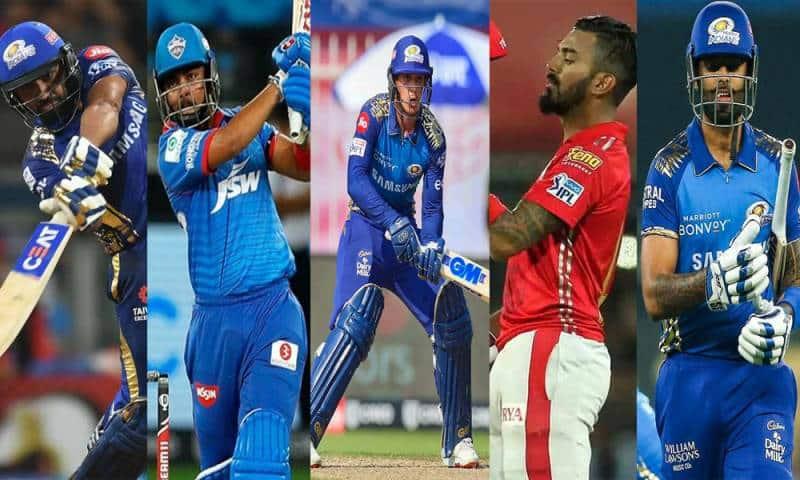 Vivo IPL 2021: 5 IPL Batsman to watch in Phase 2 of the Vivo IPL 2021 in the UAE