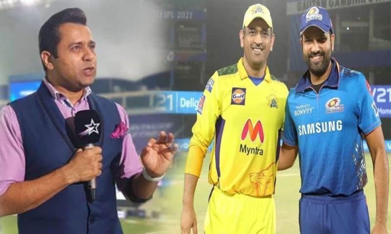 Aakash Chopra's prediction on MIvsCSK match.
