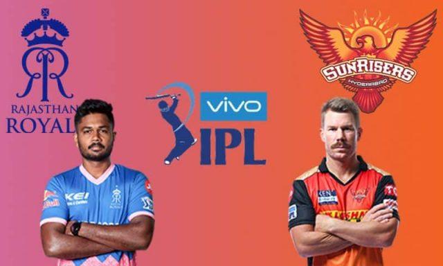 Vivo IPL 2021: SRH vs RR Dream11 Prediction, Playing11, Pitch Report, Fantasy Tips