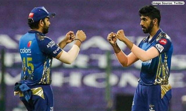 Vivo IPL 2021: Mumbai Indians Rohit Sharma, Suryakumar Yadav and Bumrah reach UAE