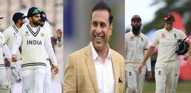ENGvsIND: VVS Laxman predicts the winner of the England vs India 4th Test at Oval