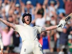 England's Ben Stokes announce his arrival in Ashes 2021-22 in Australia