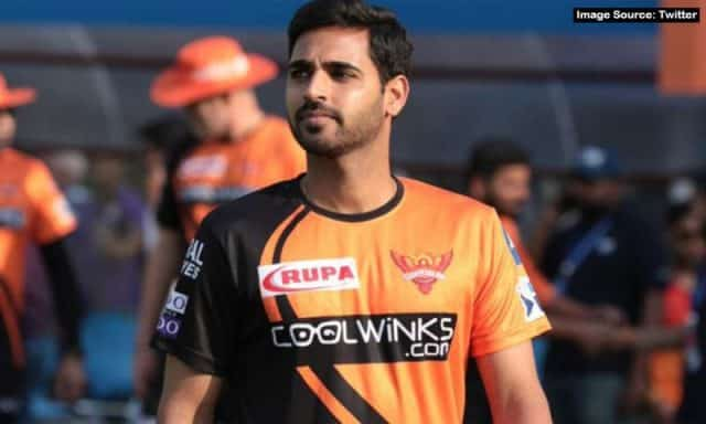 Vivo IPL 2021: Bhuvneshwar Kumar is not 100 per cent fit in the IPL, says Sanjay Manjrekar