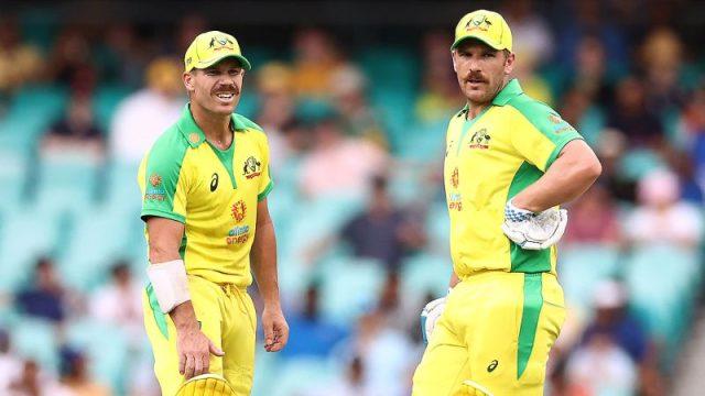 ICC T20 World Cup 2021: Aaron Finch back David Warner to open Australian innings in T20 World Cup 2021