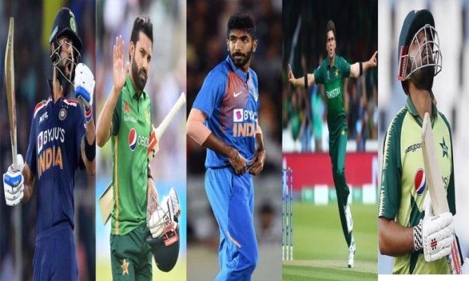 T20 World Cup 2021: Key Battles between India vs Pakistan ICC T20 World Cup 2021 match