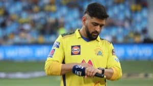 IPL 2022: CSK to use its first retention card on MS Dhoni in IPL 2022: Officials