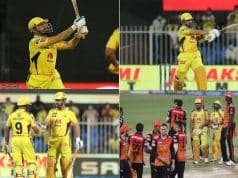Vivo IPL 2021: MS Dhoni reacts after CSK became the first team to qualify for IPL 2021 playoffs