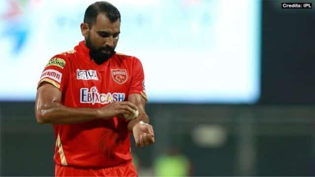 PBKS vs KKR: Mohammad Shami explains how he bluffed Morgan with a false field