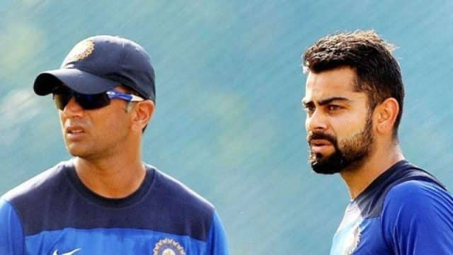 Rahul Dravid to take charge of team India for New Zealand Series after T20 World Cup