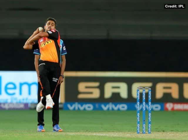 Vivo IPL 2021: He has been giving us hard times in the nets, says Jason Holder on Umran Malik