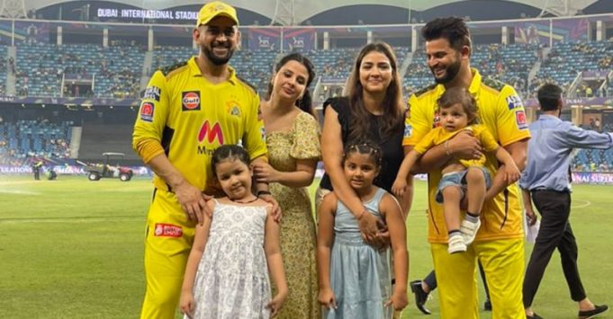 MS Dhoni and Sakshi Dhoni are set to welcome their second child