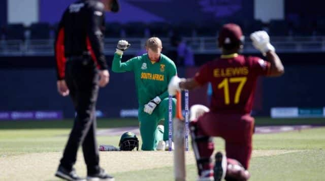 T20 World Cup 2021: Quinton de Kock refused to take a knee, withdraws from SAvWI fixture in T20 World Cup 2021
