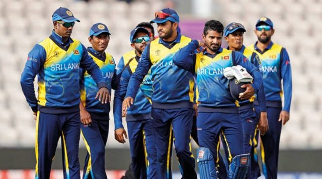 ICC T20 World Cup 2021: Sri Lanka reveals its brand new jersey for the ICC T20 World Cup 2021